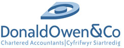 Donald Owen - Chartered Accountants | Cyfrifwyr Siartredig